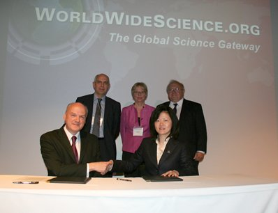 WorldWideScience.org: China's Participation Expands Access to Global Science